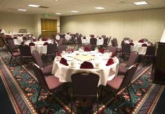 Meeting Room at the Holiday Inn Airport Spokane